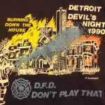 Devils night tee 1990