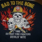 devil's night shirt 1992