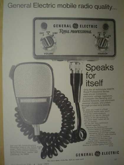 !vintage radio ad