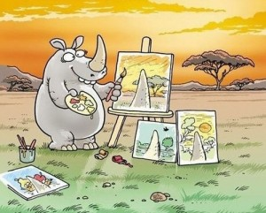 Your perspective changes how you see the world.