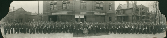 1920's dfd band