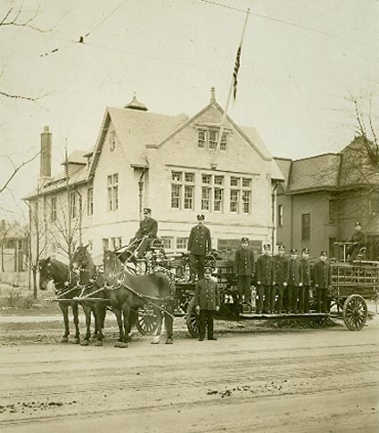 1891 Detroit Fire Department