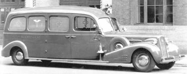 1937 ambulance