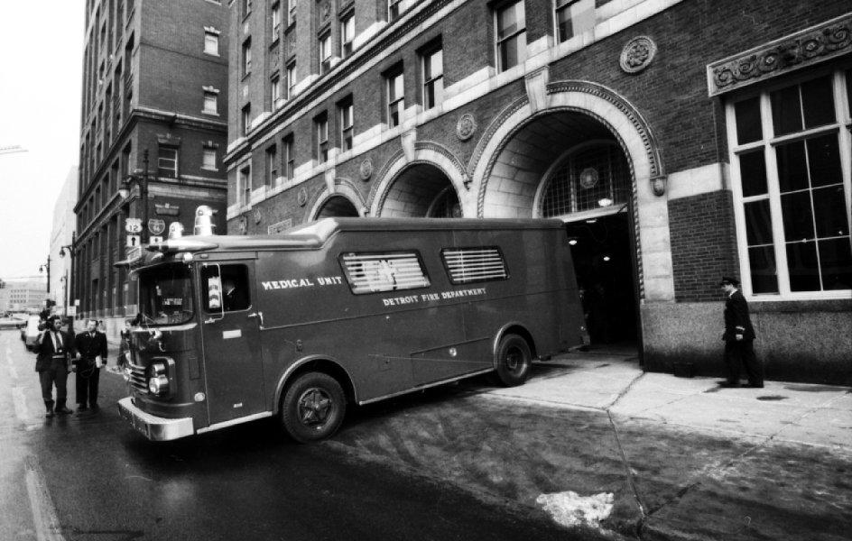 1969 detroit medical unit