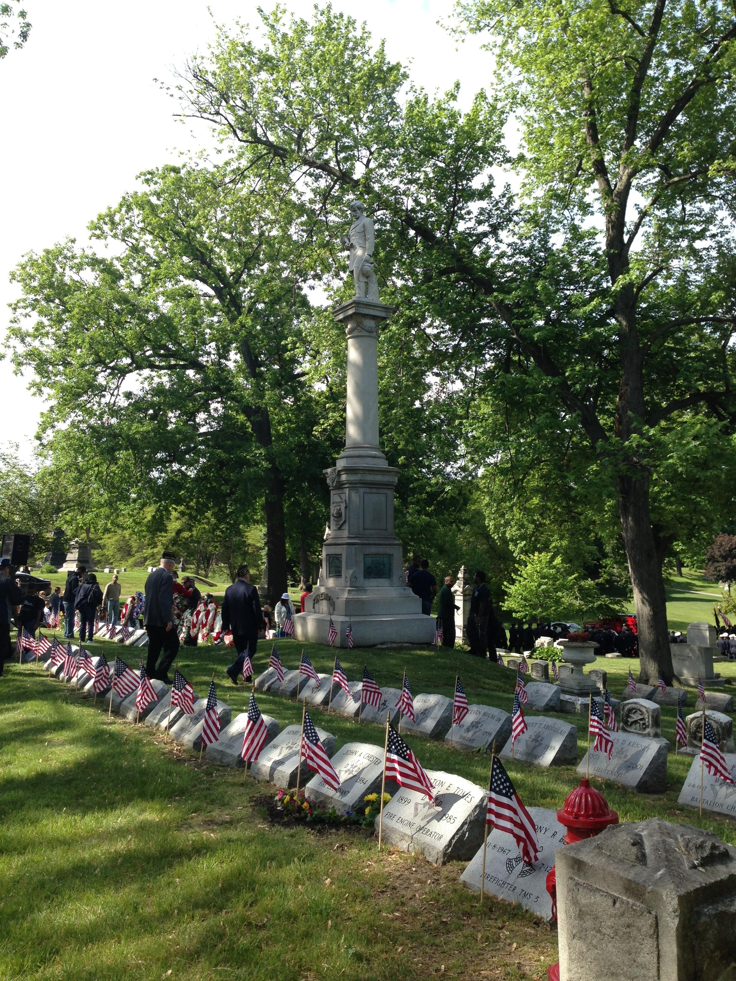 Elmwood cemetery 2013