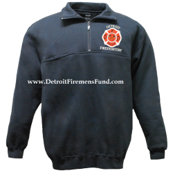 Detroit Fire Official Job Shirt