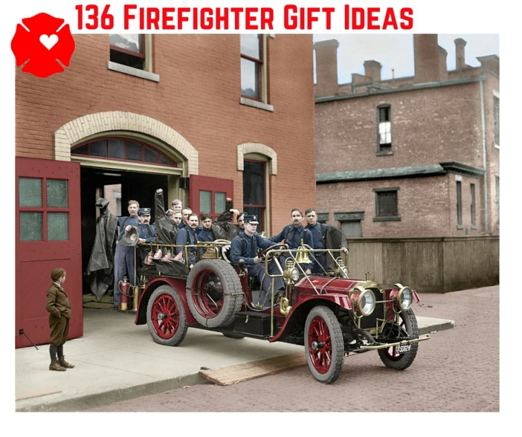 136 gifts for firefighters