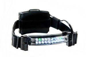 helmet light bar