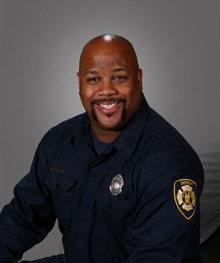 Detroit Firefigher Walter Harris